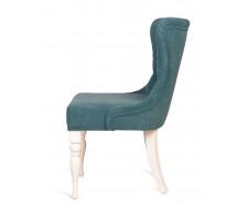 Кресло Вальс (эмаль белая / RS29 - бирюза)