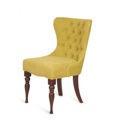 Кресло Вальс (темный тон / RS20 - горчичный)