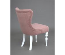 Кресло Вальс (эмаль белая / RS12 - розовый)