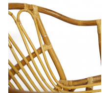 Комплект террасный AKIRA /с подушкой Natural (натуральный)