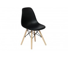 Стул Secret De Maison CINDY (EAMES) (mod. 001) черный (black)