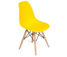 Стул Secret De Maison CINDY (EAMES) (mod. 001) желтый (yellow)