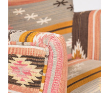 Кресло Secret De Maison «Alba» brown / beige