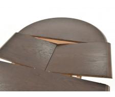 Стол раздвижной Фабрицио 1 (D 820), Тон 7 (Орех темный)
