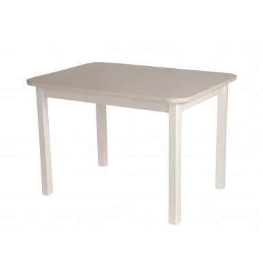Стол Франц II (СТ03) Белая эмаль / Бодега белый