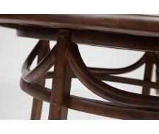 Стол SECRET DE MAISON THONET TABLE T9032-100 Тёмный орех