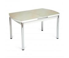 Стол MARMARIS (Mod.18) кремовый мрамор