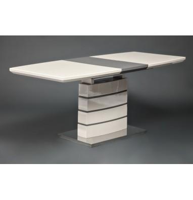 Стол WOLF ( mod. 8053-2 ) слоновая кость/латте 120