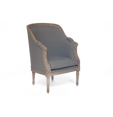 Кресло Secret De Maison Celeste серый