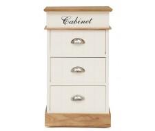 Тумба Secret De Maison «Cabinet» (Кабинет) HX14-120 с 3-мя ящиками (Белый)