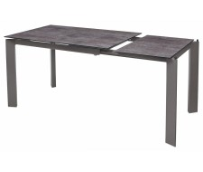 Стол CORNER 120 VOLCANO GREY/ GREY1