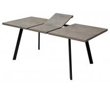 Стол BRICK M 120 Оникс / Черный