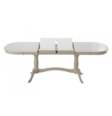 Стол Сиена (Siena-SA-T6EX2L) Ivory white
