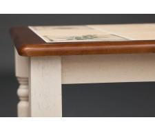 Стол с плиткой CT 3045 P Прованс