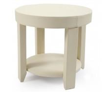 Журнальный столик мод. 23 (Or.Perlam-106 , ИЛ-100 ) Жемчужный