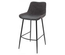 Барный стул BIARRITZ BAR GREY, ткань