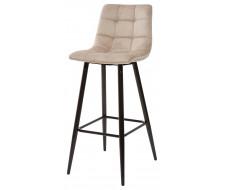 Барный стул LECCO UF910-01 LATTE, велюр