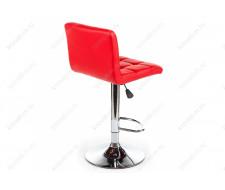 Барный стул Paskal красный