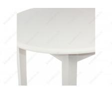 Стол деревянный Lugano  butter white