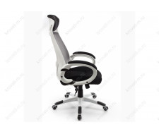 Компьютерное кресло Burgos белое