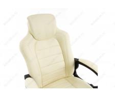 Компьютерное кресло Kadis кремовое