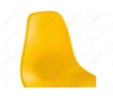 Стул деревянный Eames PC-015 yellow