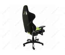 Компьютерное кресло Prime черное / зеленое
