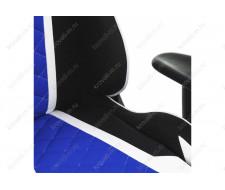 Компьютерное кресло Prime черное / синее