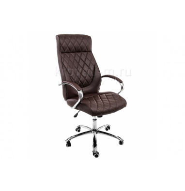 Компьютерное кресло Monte темно-коричневое