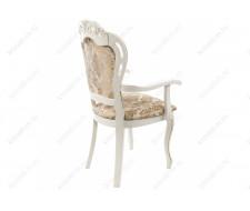 Кресло Bronte молочный