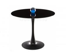 Стол стеклянный Tulip DT-1 718 black