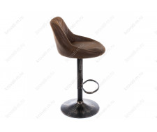 Барный стул Curt vintage brown