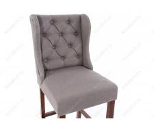 Барный стул Luton серый