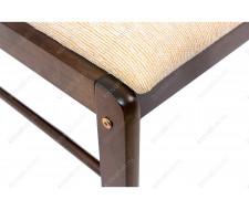 Стул деревянный Camel dirty oak / beige