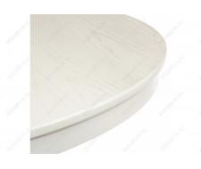 Стол деревянный Arno молочный без патины