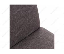 Стул деревянный Стул Gross cappucino / dark grey