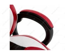 Стул Anis черное / красное / белое