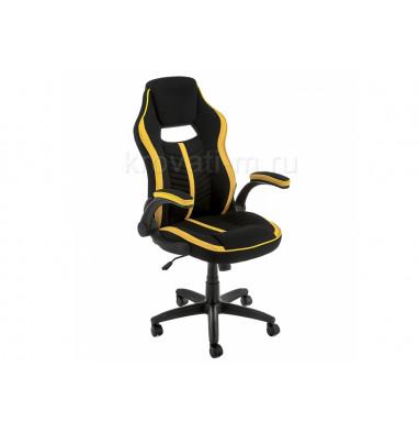 Компьютерное кресло Plast черный / желтый