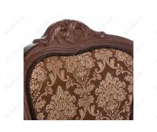 Стул деревянный Руджеро орех / шоколад