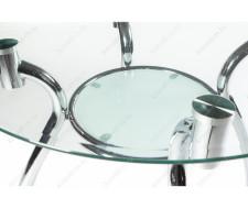 Стол стеклянный Kurt 80