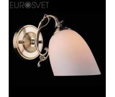 Настенные светильники Бра 22010/1 античная бронза