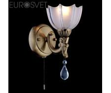 Настенные светильники Бра 29363/1 античная бронза