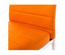 Стул DC2-001 оранжевый