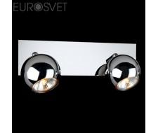 Настенные светильники Настенный светильник 23102/2 хром