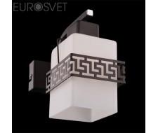 Настенные светильники Настенный светильник 2602/1 хром/венге