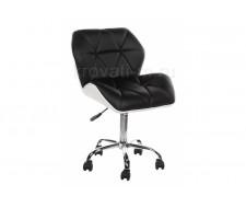 Компьютерное кресло Trizor черный / белый