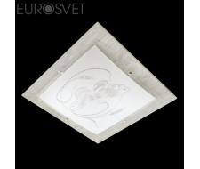 Потолочные и подвесные светильники Потолочный светильник 2962/3 хром/серый