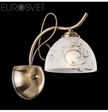 Настенные светильники Бра 30029/1 античная бронза