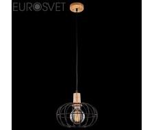 Потолочные и подвесные светильники Подвесной светильник 50076/1 светлое дерево