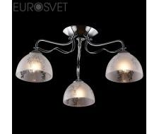 Потолочные и подвесные светильники Люстра 30045/3 хром
